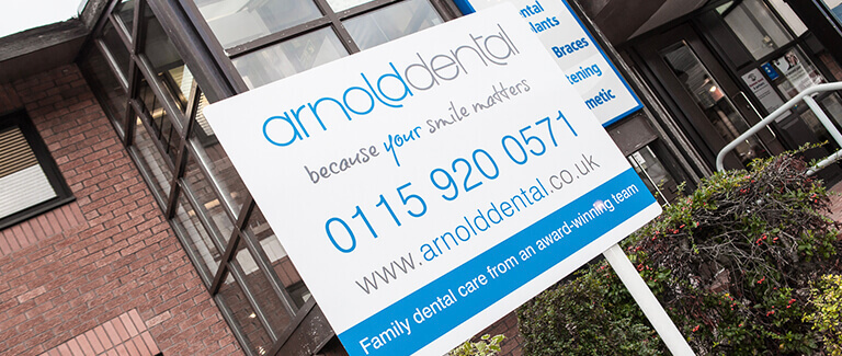 Arnold Dental Nottingham